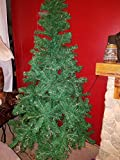 Outgeek 5.9 Ft Tree Artificial Recyclable Tree with Decorations Gift