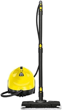 Limpiador a Vapor de Alta presión Aspirador de Mano Máquina de desinfección de descontaminación. Limpiador para el hogar y la Cocina, 1400 W, 3.2 Bar: Amazon.es: Hogar