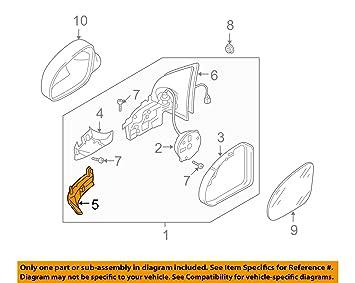 Original Volkswagen Piezas VW LED Espejo De Luz Intermitente, derecho (Golf 5, Jetta, Passat 3C): Amazon.es: Coche y moto
