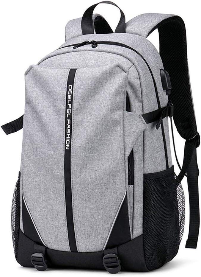 L-LK 女性男性のためのファッションバックパック、透明なバックパック、旅行バックパック、軽量ノートパソコンのバックパック、防水カジュアルデイパック、盗難防止軽量のラップトップバッグ、
