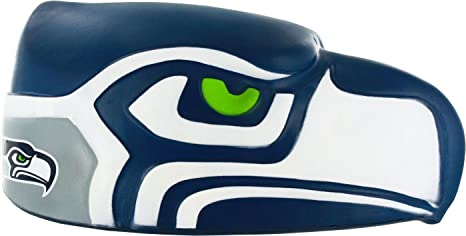 Amazon.com   NFL Seattle Seahawks Foamhead   Sports Fan Novelty ... 03c059717