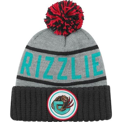 Mitchell & Ness Vancouver Grizzlies NBA The High 5