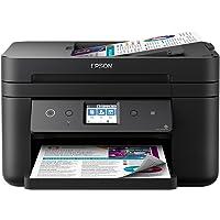Epson Workforce WF-2860DWF - Impresora Color, Negro Mate, Ya disponible en Amazon Dash Replenishment