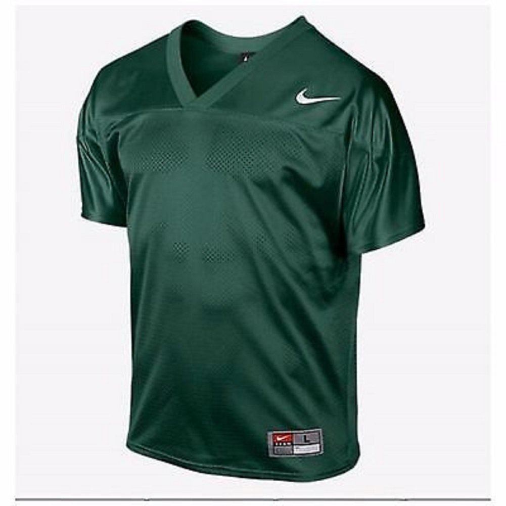 e3186f622 Amazon.com  Nike Mens Core Football Practice Jersey Small Green  Sports    Outdoors