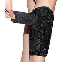 Calf Compression Sleeve Brace Shin Splint Support Lower Leg Wrap for Torn Calf Muscle, Strain, Sprain, Pain Relief…