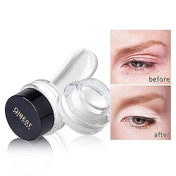 213494b24efe Eye Primer, Womdee Professional Makeup Eyeshadow Base, Eye and Lip Primer,  Brighten Waterproof...