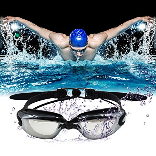 EiffelT fluorescence Swimming Goggles Protection