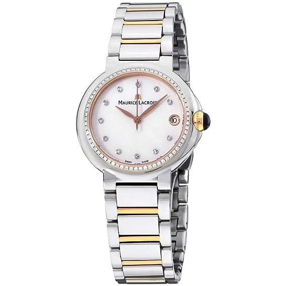 Maurice Lacroix Fiaba Round FA1004-PVP23-170 Reloj de ...