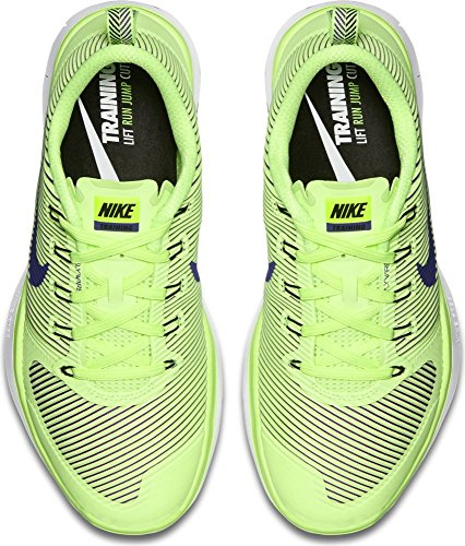 NIKE s Green white Men Green Fierce Ghost 300 833258 black Shoes Fitness Purple rqwr65xU
