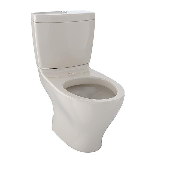 Best Dual Flush Toilet: Toto cst416m#03 Aquia Ii