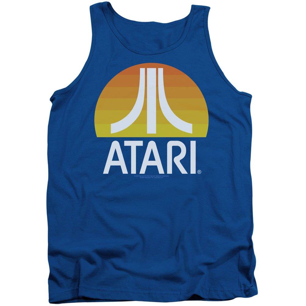 Atari SUNRISE LOGO CLEAN Licensed Adult T-Shirt All Sizes
