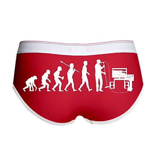 f87f386ab718 CafePress - Karaoke Women's Boy Brief - Women's Boy Brief, Boyshort Panty  Underwear with Novelty