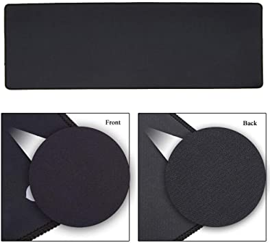 Wide Long Mousepad Large Stitched | Smaige XXL Extended Gaming Mouse Mat//Pad