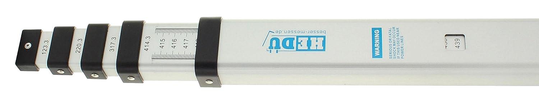 4 m Hedue S504 Mira topogr/áfica