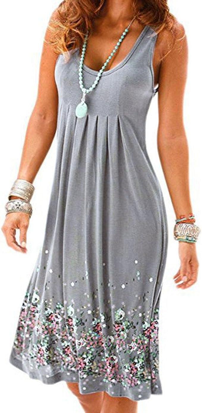casual womens summer dresses