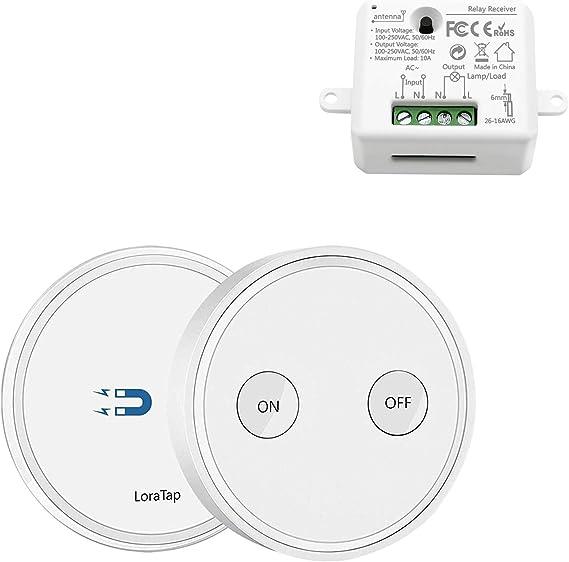 Smart Home WiFi WLAN Adaptateur Switch Commutateur FUNKSCHALTER Réservoir l6 Module