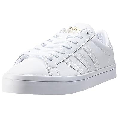 official photos 05588 d96b9 adidas Originals Courtvantage Herren Lifestyle Sneaker Weiß (11 UK)
