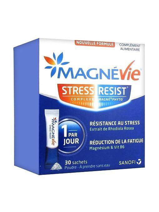 Sanofi aventis magnévie Stress Resist 30 bolsas