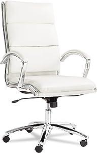 Alera ESSENR4106, High-Back, White
