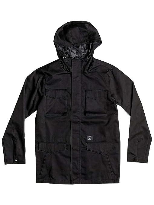 DC Mastadon de hombres 3 chaquetas Negro negro