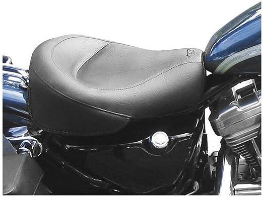 Mustang Vintage Wide Rear Seat for Harley Davidson 1996-2003 Sportster models