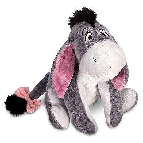 e25065bfc739a Amazon.com  Disney Eeyore Plush - Winnie the Pooh - Medium - 12 Inch  Toys    Games