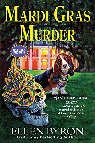 Mardi Gras Murder: A Cajun Country Mystery (Cajun Country Mysteries) by [Ellen Byron]