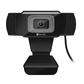Jiazy USB Webcam, Cámara Webcam Mini Micrófono Cámara en Vivo USB ...