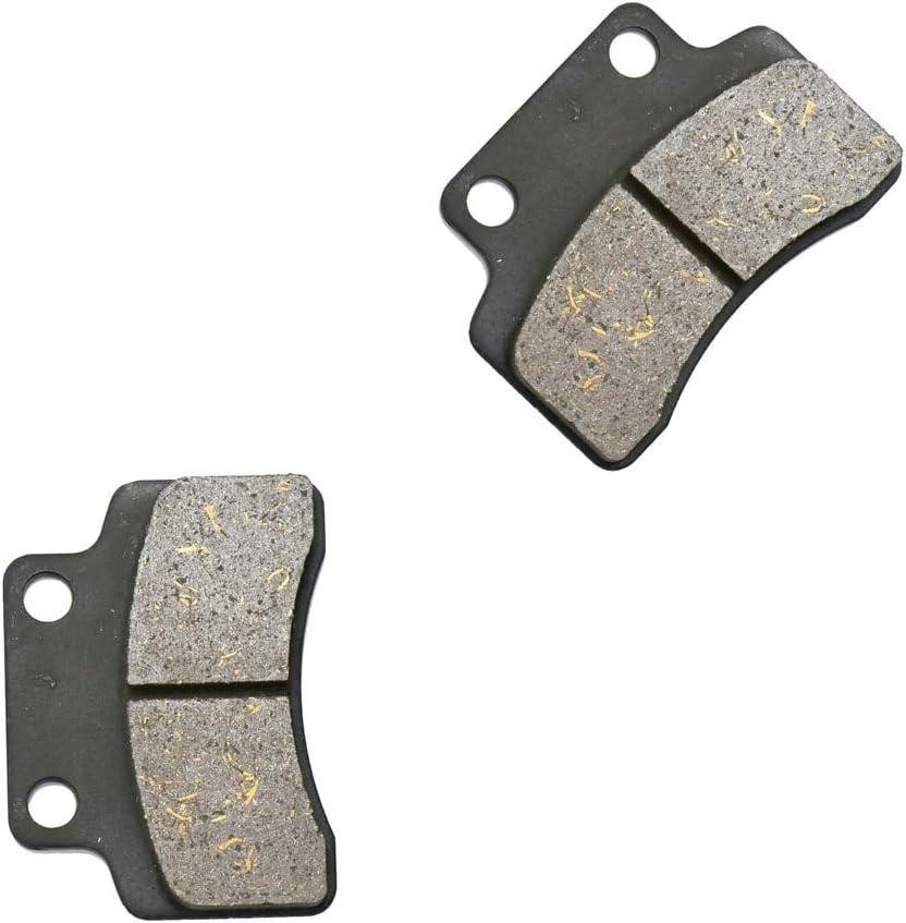 Vorne Sintering Bremse Pad fit for KEEWAY Street RY6 50 25 45 10 11 2010 2011 1 Pair 2 Pads