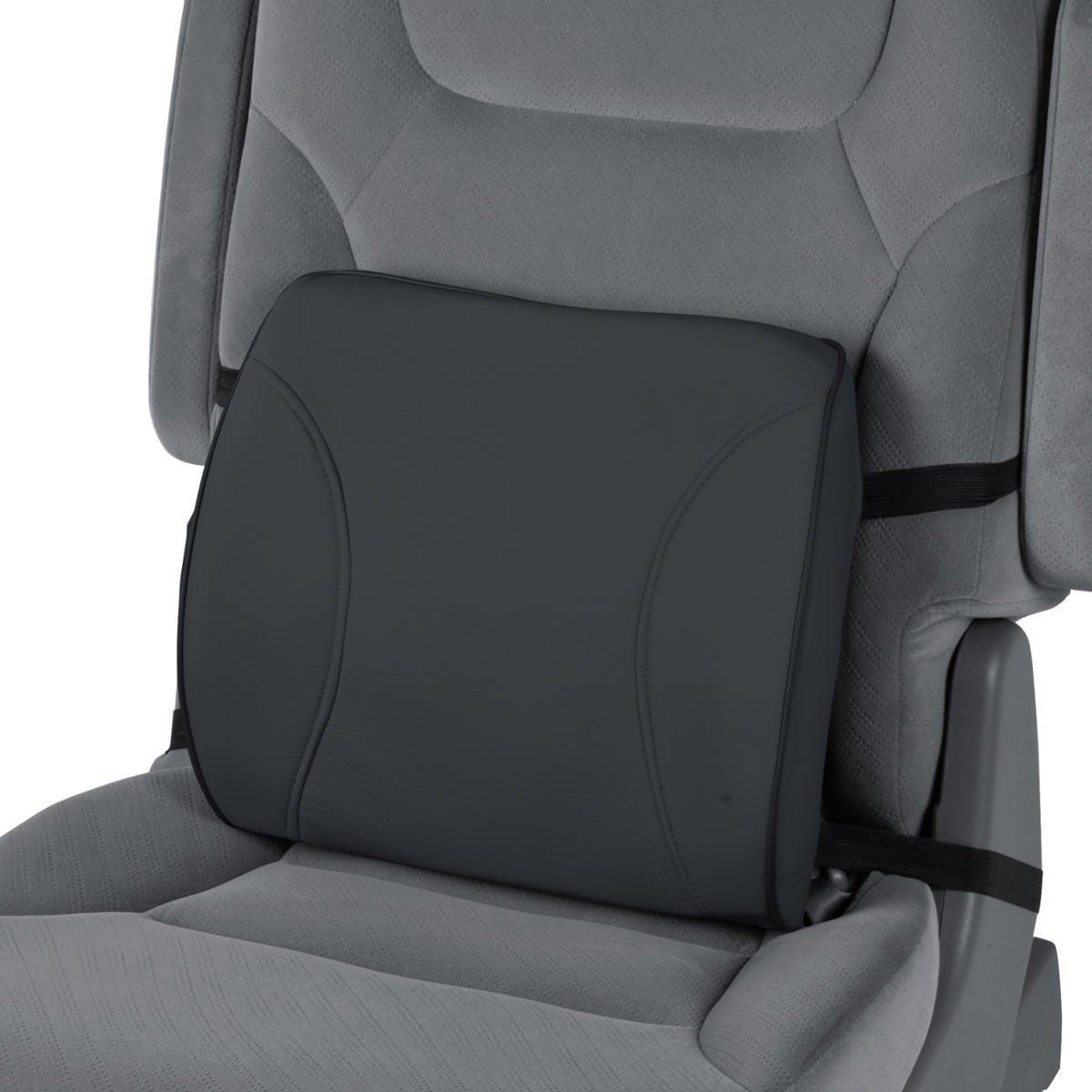 Amazon.com: MotorTrend Lumbar Back Support - Portable Orthopedic ...