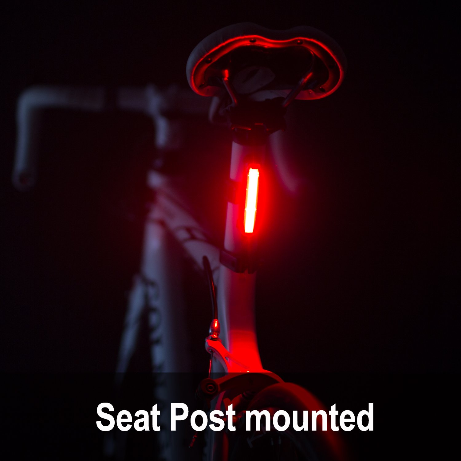 Cygolite Hotrod 50 lm USB Rechargeable Bicycle Tail Light by Cygolite (Image #5)