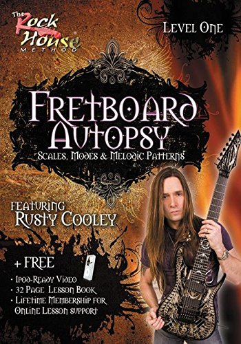 Fretboard Autopsy- Level 1 Scales, Modes & Patterns [Instant Access]