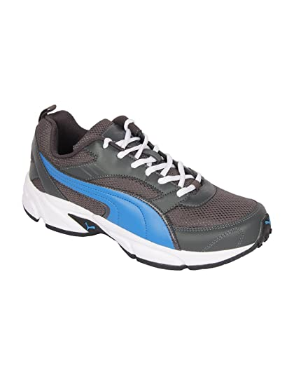 71aaeb2f1023bf Puma Men s Atom III DP Dark Shadow-Electric Blue Lemo Running Shoes - 6 UK  India (39 EU)  Buy Online at Low Prices in India - Amazon.in