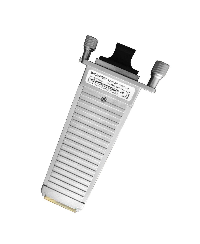 Macroreer for Juniper XENPAK-1XGE-LR Compatible 10GBASE-LR XENPAK Transceiver 1310nm 10km by Macroreer