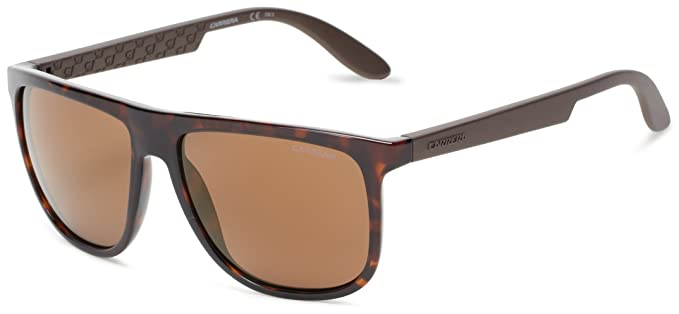 Amazon.com: Carrera CA5003S Wayfarer - Gafas de sol, Marrón ...