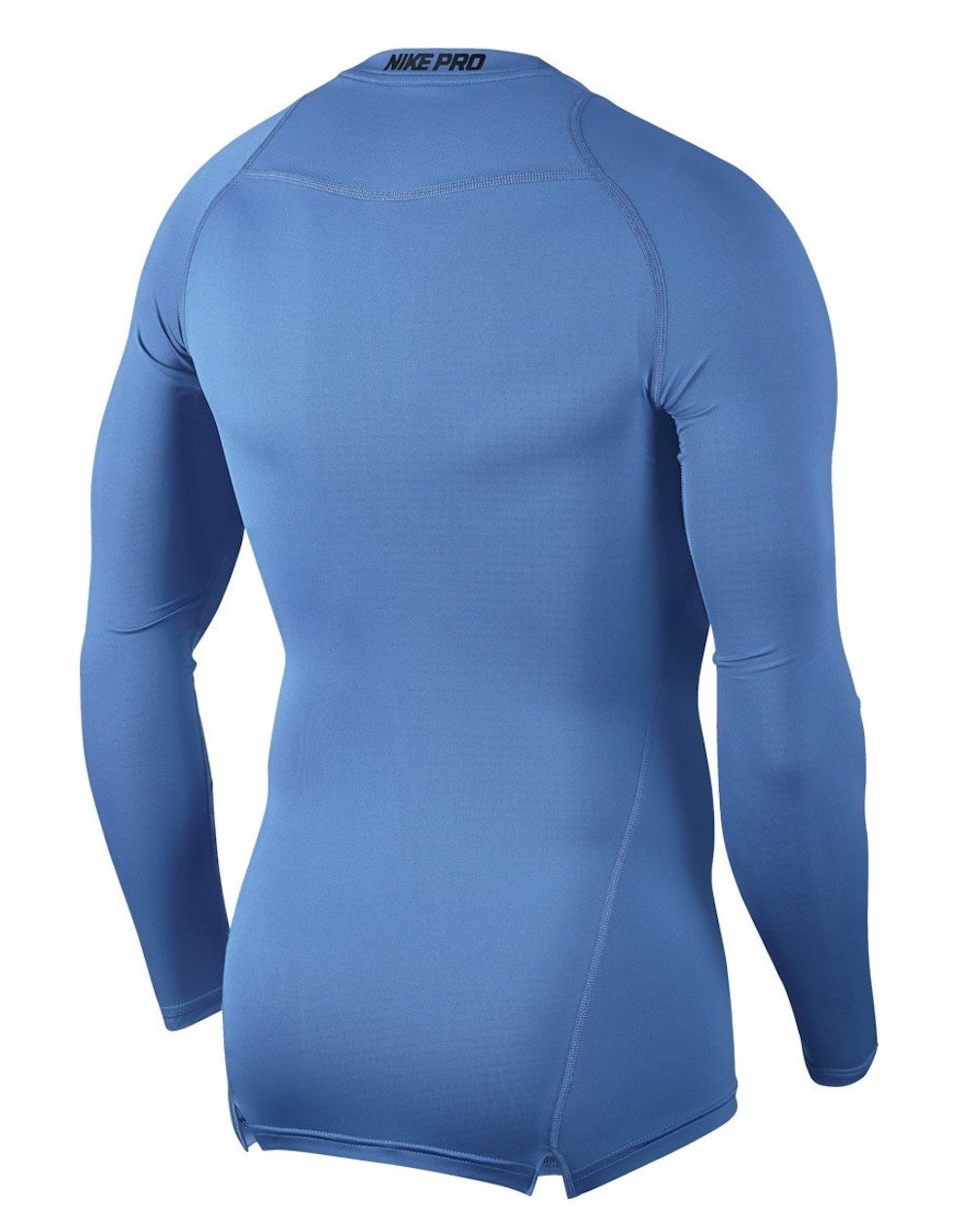 Nike Mens Pro Top Crew Neck Long Sleeve Compression Shirt Men Combat Base Layer Sleeves Ls Sports Outdoors