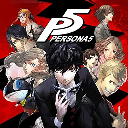 Persona 5 - PS3 [Digital Code]