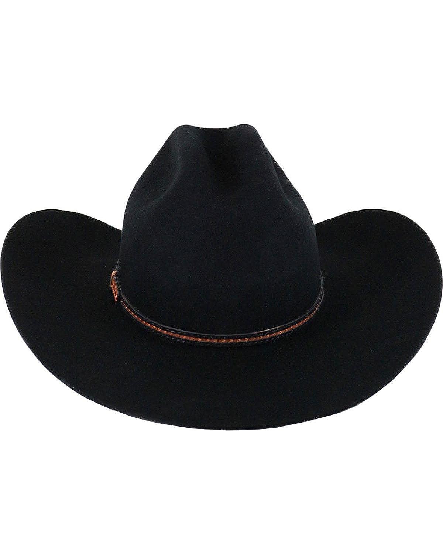 Mermaid in Boba Tea Adult Cowboy hat Cowboy hat Snapback Cap Hats for Men