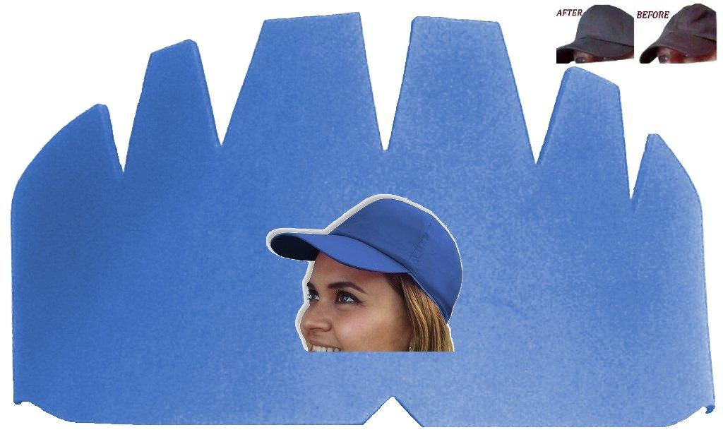 6d6707f2887b7 Amazon.com   3Pk. Light Blue Baseball Caps Inserts