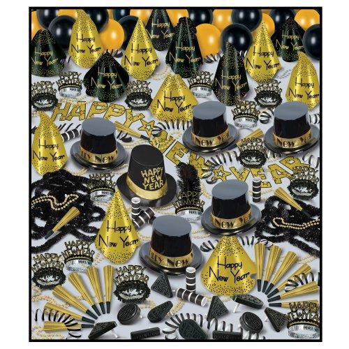 Golden Bonanza Years Party Assortment