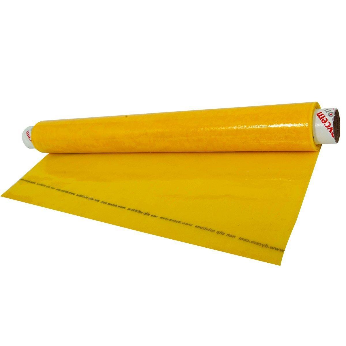 Dycem Non-slip Material, Roll 16''x1 Yard, Yellow Model NS03/L1/8