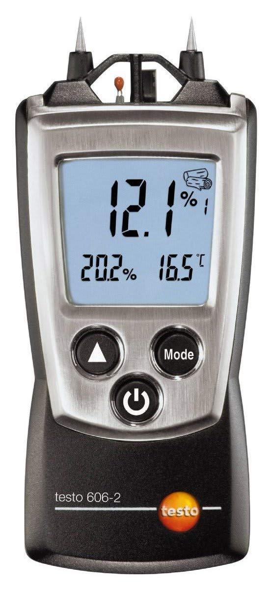 Testo 606-2 Pocket Moisture/Temp/Humidity Meter