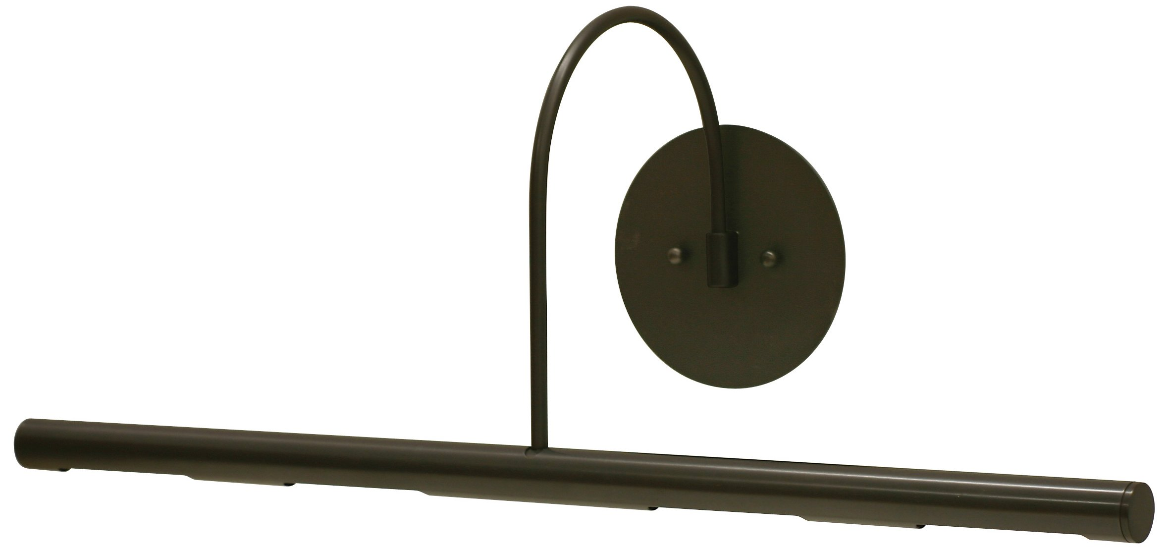 House of Troy DXL14-91 Direct Wire Slim-Line 2LT Picture Light, Oil Rubbed Bronze Finish