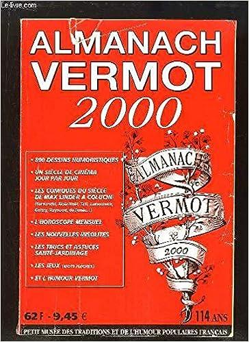 Almanach Vermot 2000