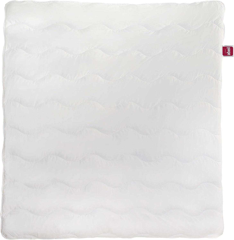 Abeil Couette Feran Ice Douceur et Fraicheur Blanc 200 x 200 cm