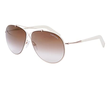 Lunettes de soleil Tom Ford FT Eva Eva 28G  Amazon.fr  Vêtements et ... df3e334f212d