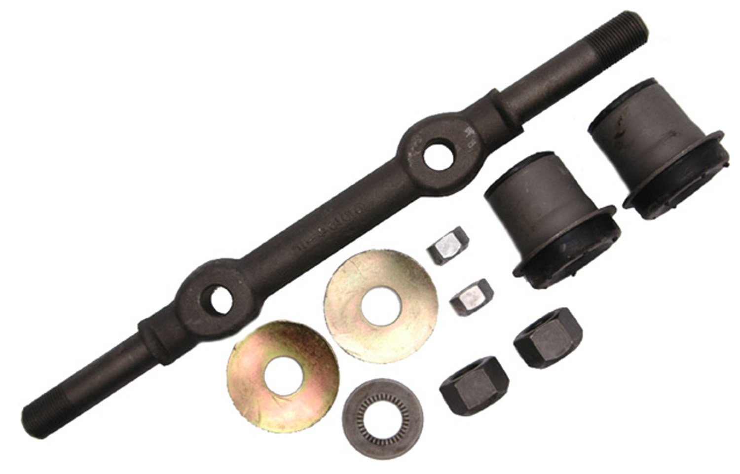 ACDelco 45J0030 Professional Front Upper Suspension Control Arm Shaft Kit with Hardware