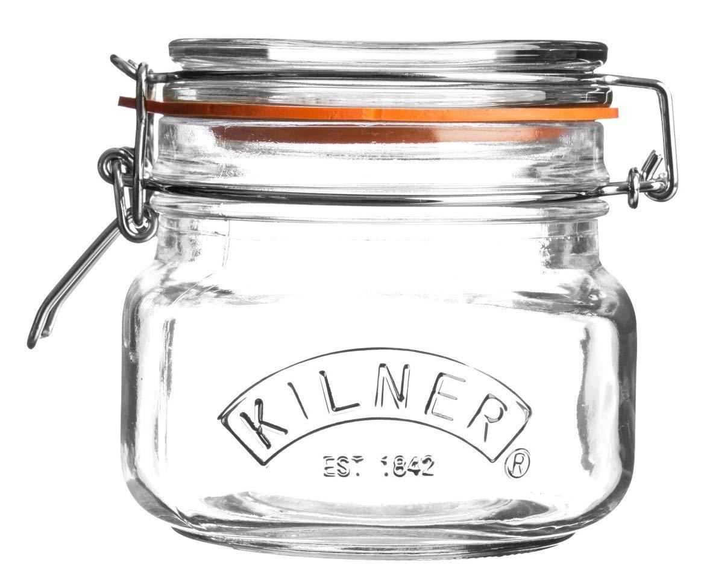 Rayware Kilner Tarro 1 litro, con tap/ón