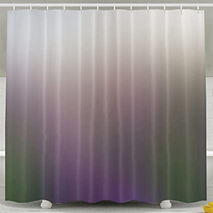 Olive Shower Curtain Art Prints Waterproof Fabric 60 X 72 Inches