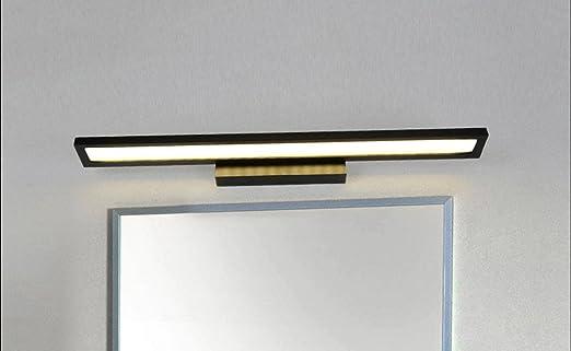 Bad Spiegelleuchten Moderne minimalistische wasserdichte Nebel ...